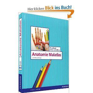 Anatomie Malatlas - Neue Bearbeitung in leserfreundlichem Layout Pearson Studium - Medizin: Amazon.de: Wynn Kapit, Lawrence M. Elson: Bücher...