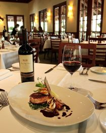 The Restaurant At Wente Vineyards Wine Country Cooking Means Simple Food With C Restaurants In Livermore Valley
