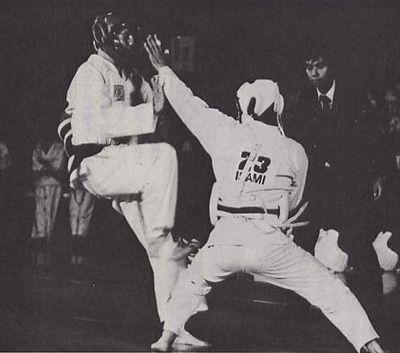 第1回全日本硬式コンタクト空手道選手権大会」(1981年) | 拳の眼