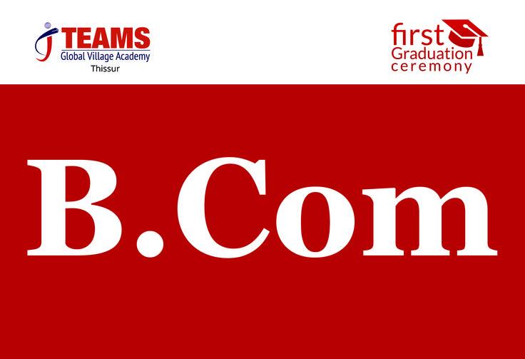 B.com Placard