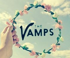 The vamps - cant wait for April!!! Xxxx