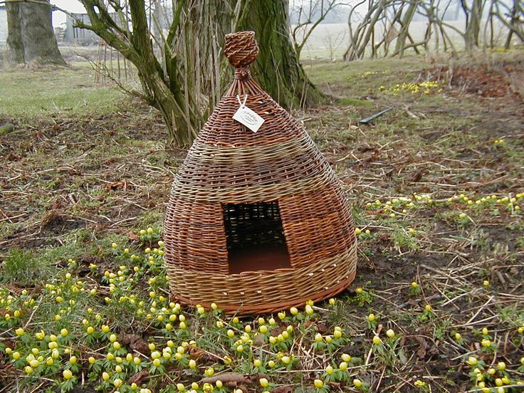 Andet flet - www.piaflet.dk. Creative basket ideas #Basket #Wicker basket