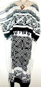 CELTIC Cool Soft Long Kaftan Dress - Freesize