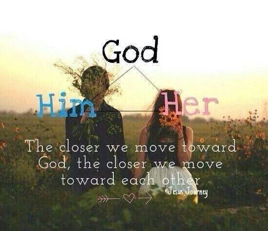 Christ centered dating relation