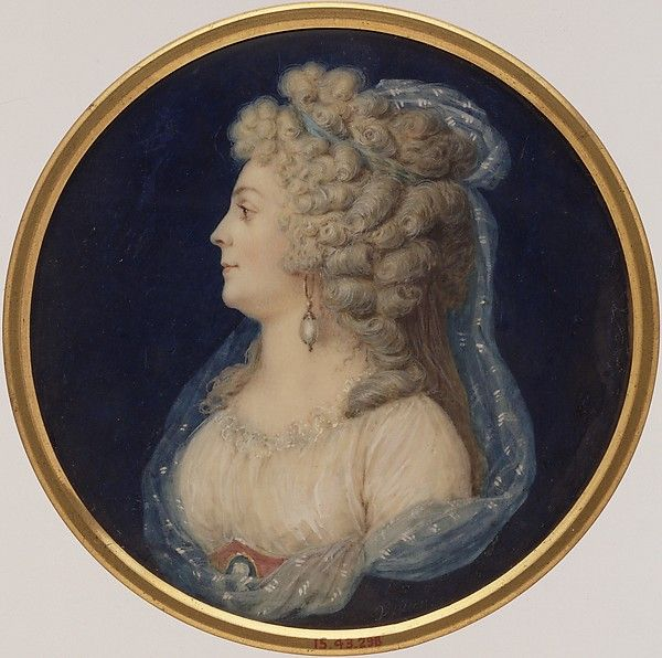 Madame Ingouf, 1790 by Vincent (Metropolitan Museum of Art)
