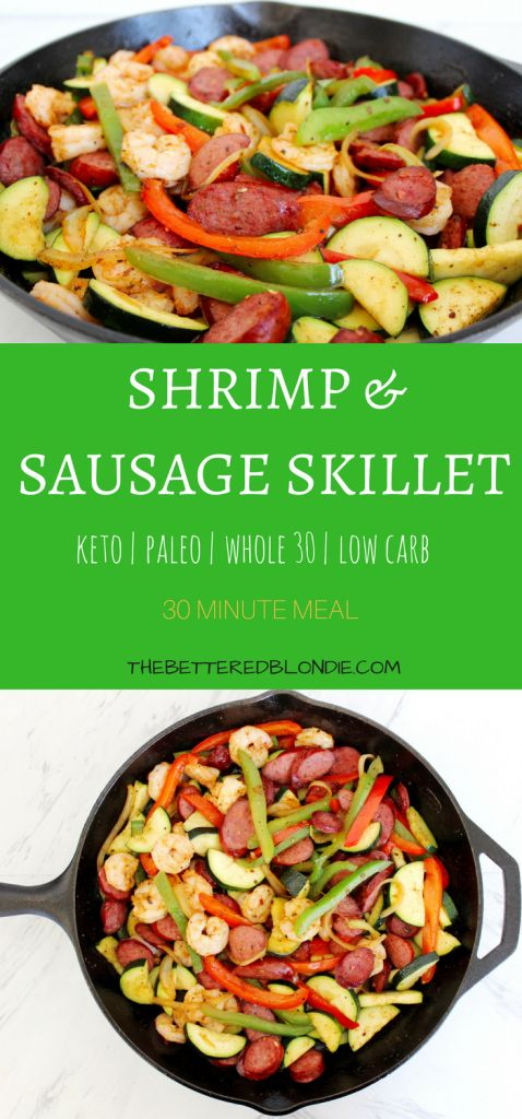 Skillet meals are a staple in our home, although I usually refer to them as shiz in a pan, I didn't really think that would be appropriate for this recipe title. Plus, it doesn't really let you know how delicious the dish is and it is delicious. It can also be made in less than …