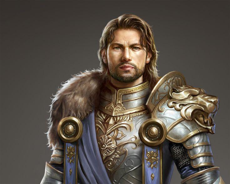 самых король воин картинки жители гости