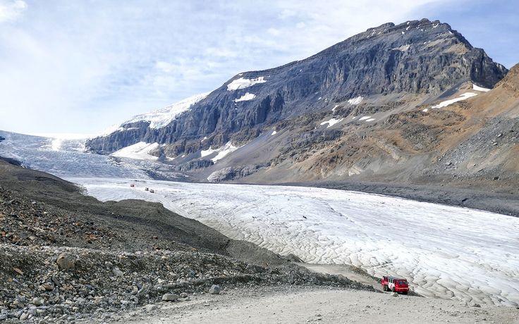 Glacier Walk In The Canadian Rockies Travel Artysleek In 2020