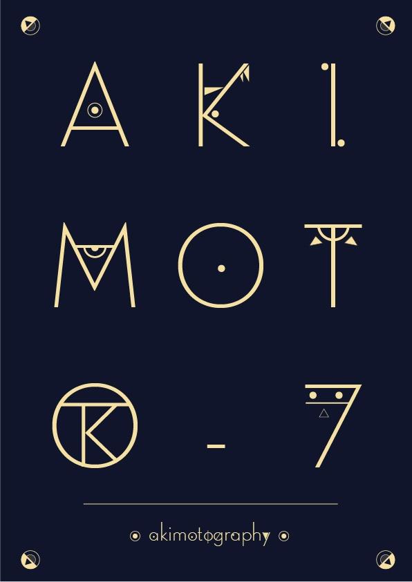 Akimotography