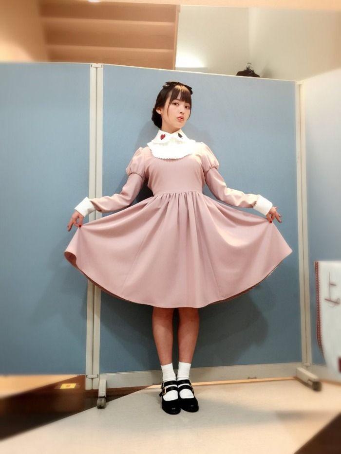 カレンダーイベントにイノセントワールドの衣装で登場した上坂すみれさんの画像が超美人過ぎてヤヴァイ…ww