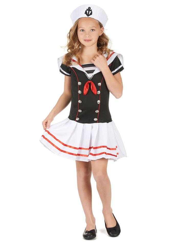 Costume da marinaio per bambina e costumi di carnevale per bambina e per bambino a prezzi eccezionali! Una vasta scelta di vestiti di Carnevale per bambini a partire da 4,99€!