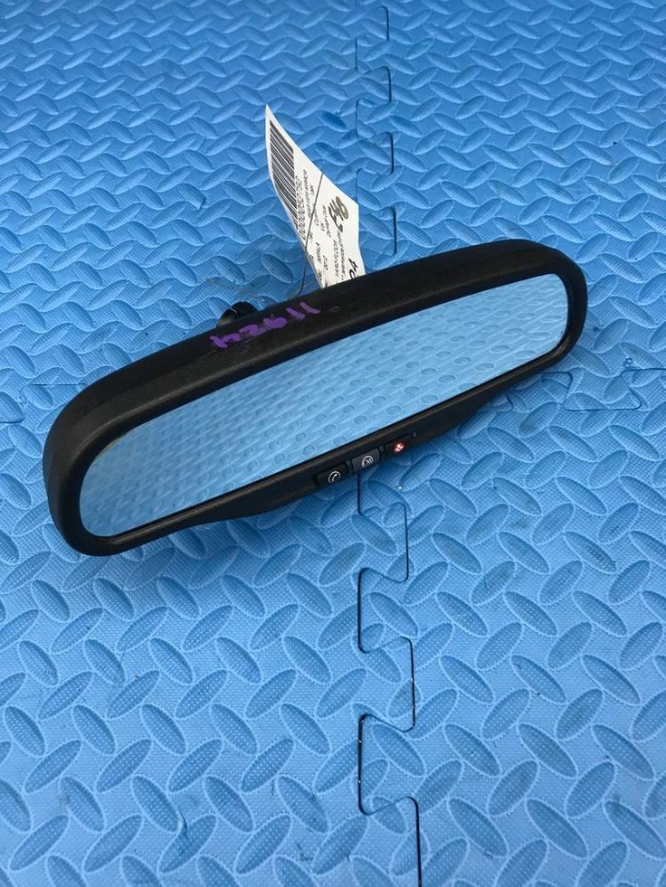 Genuine GM Part Auto Dim Dimming OnStar Rearview Mirror Assembly 888459596 #GM