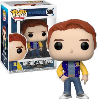 Riverdale - Archie Andrews Funko Pop! Vinyl Figure | Popcultcha