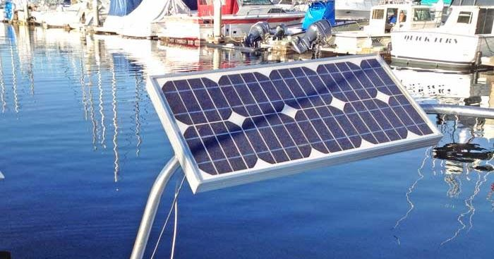 Marine solar panel installation  In this article, I provide simple instructions for mounting solar panels on sailboats or powerboats.   Whe...