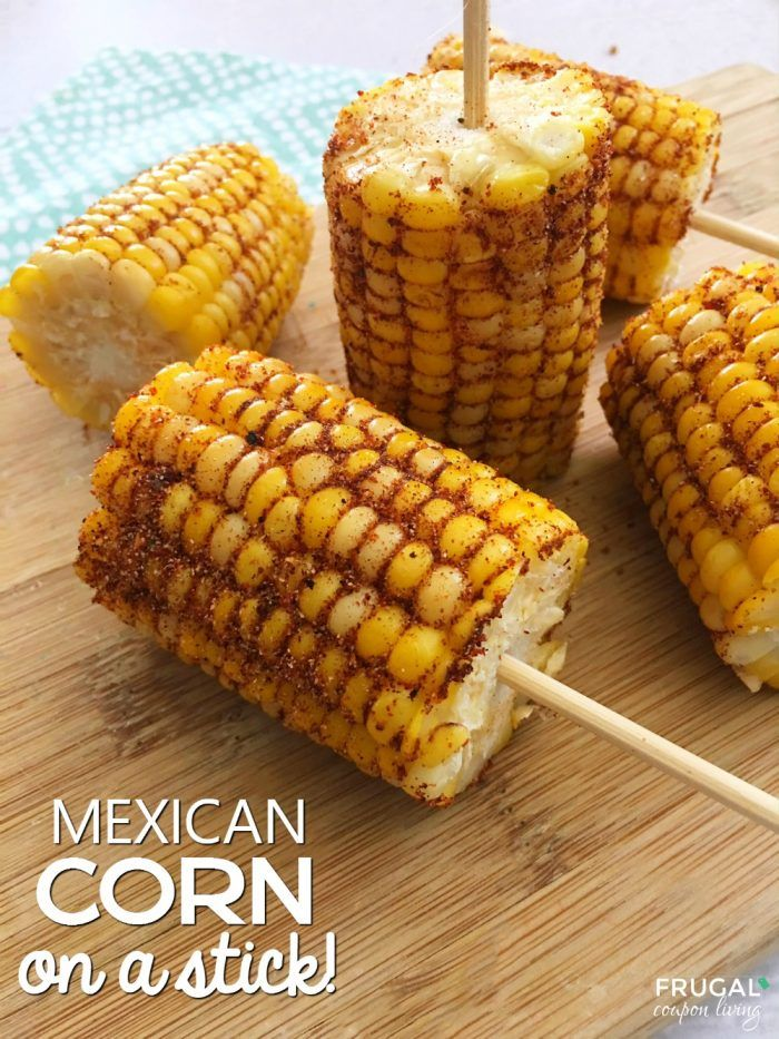 how to make mexican corn on a stick