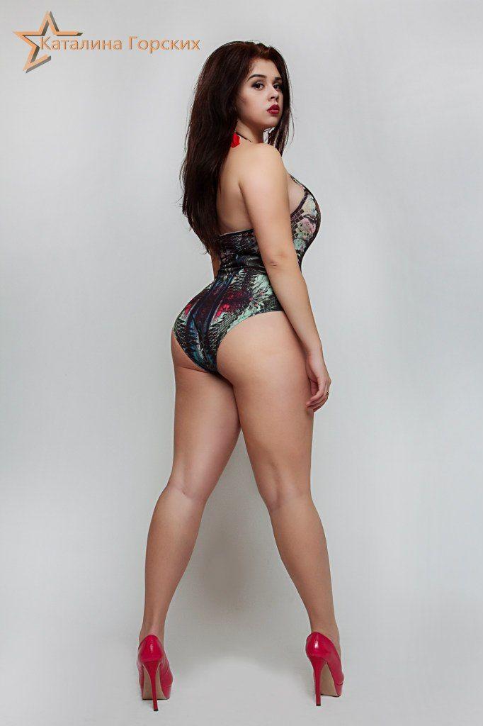 """curvyvinogradova: """"Model: Anastasia Vinogradova Photo: Katalina Gorskikh """""""