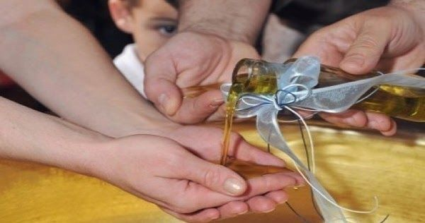 Σκηνές απείρου κάλλους διεξήχθησαν σε δεξίωση βάπτισης στο Άργος