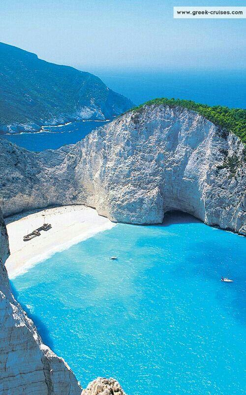 Grecia... Luegares que desearia visitar :D