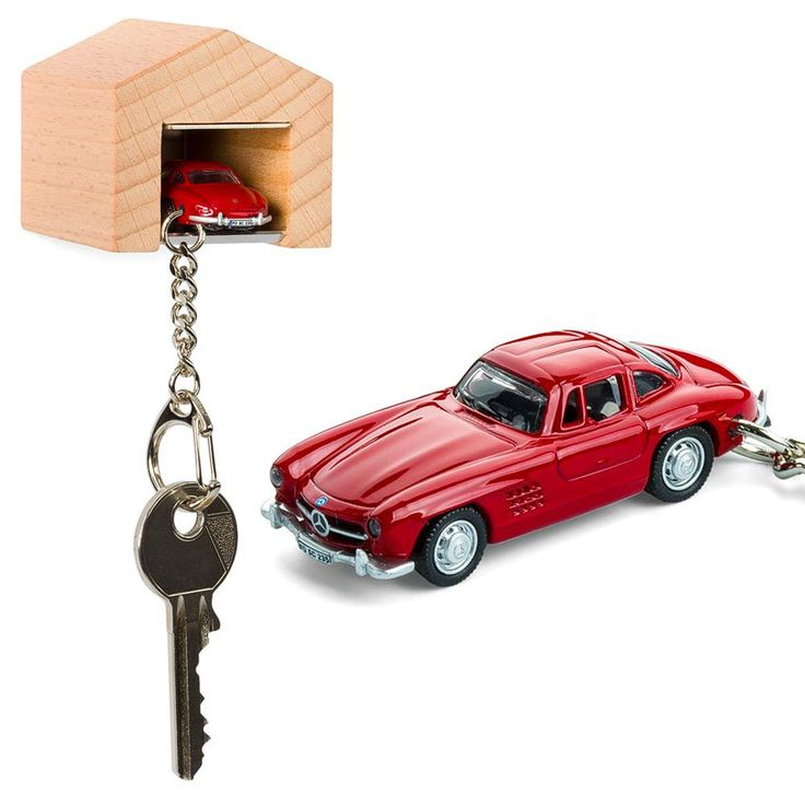 The Design Gift Shop - CORPUS DELICTI | Mercedes-Benz 300 SL Keyring