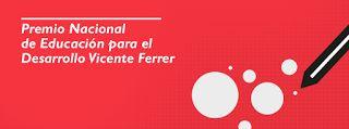 """Centros ganadores de la VI Edición del Premio Nacional de Educación para el Desarrollo """"Vicente Ferrer"""""""