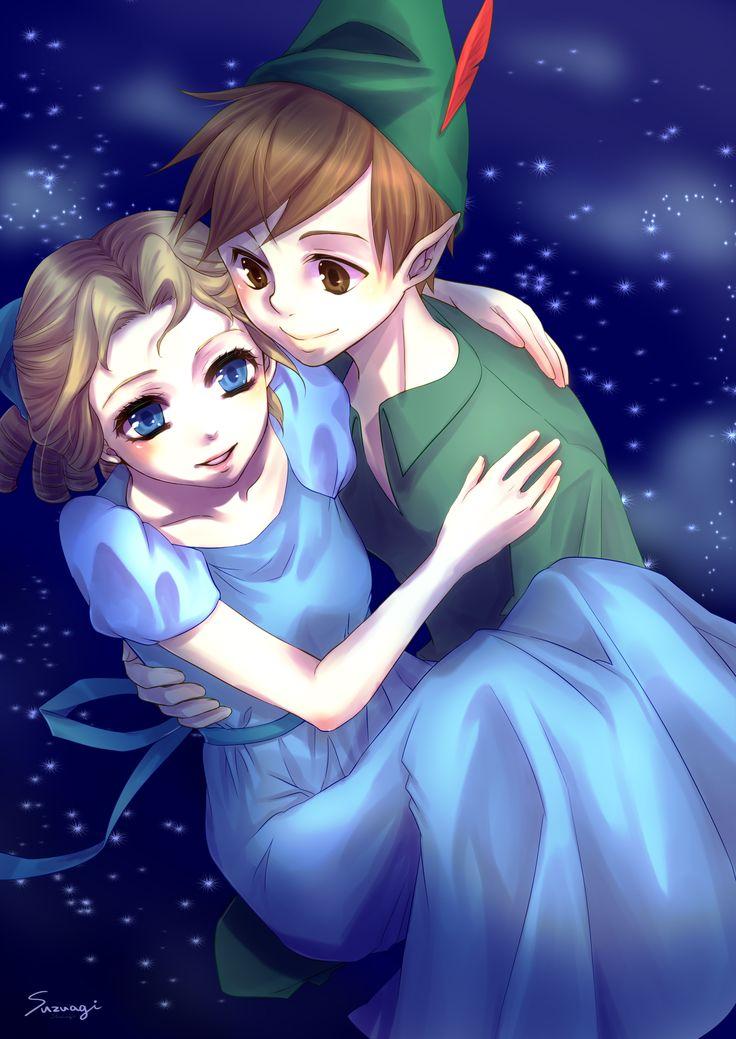 /Peter Pan (Disney)/#1335453 - Zerochan