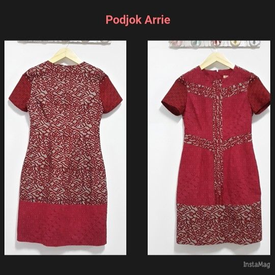 Dress pernik Podjok Arrie
