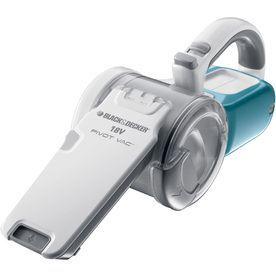 BLACK & DECKER 18-Volt Handheld Vacuum Cleaner