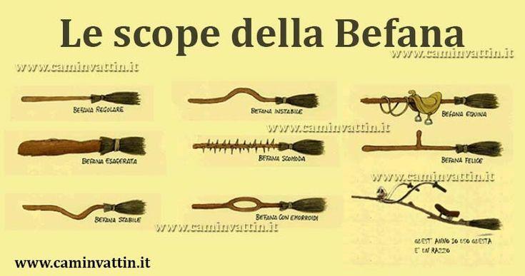 le #scope della #befana..