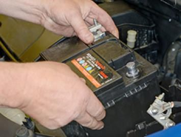 How to remove and replace your car battery.