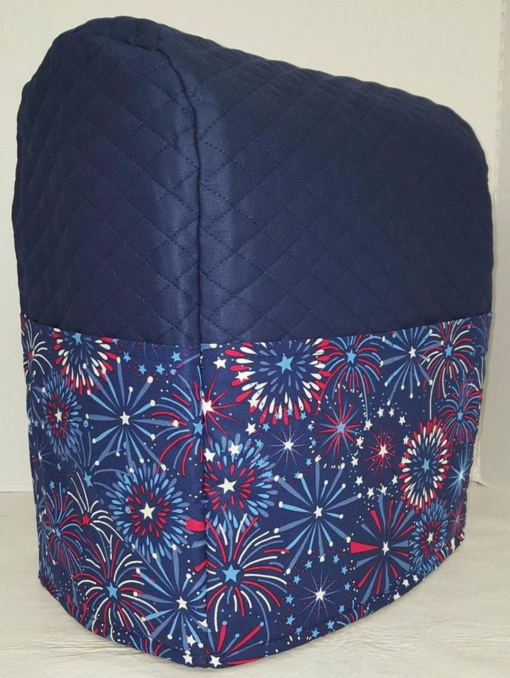Americana cover compatible with kitchenaid stand mixer