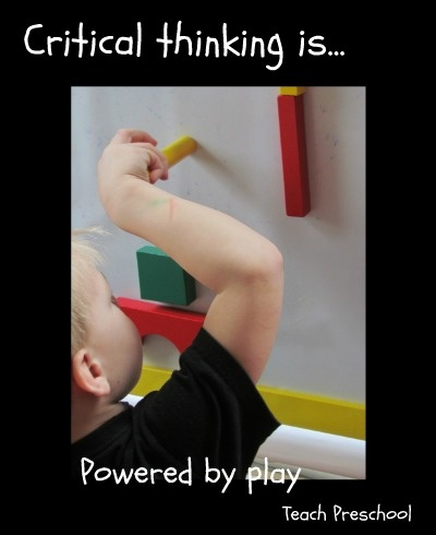 Critical Thinking Skills Activities For Kids   Professional     Think Tonight blog
