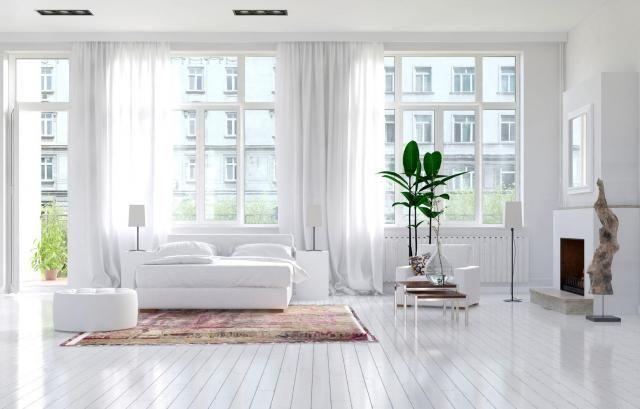 3 fakty, które musicie poznać, zanim pomalujecie ściany na biały kolor #farba #salon #remont