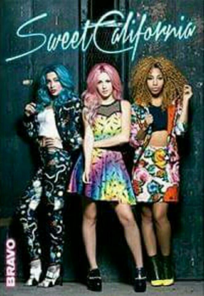 Póster: Sweet California (22)