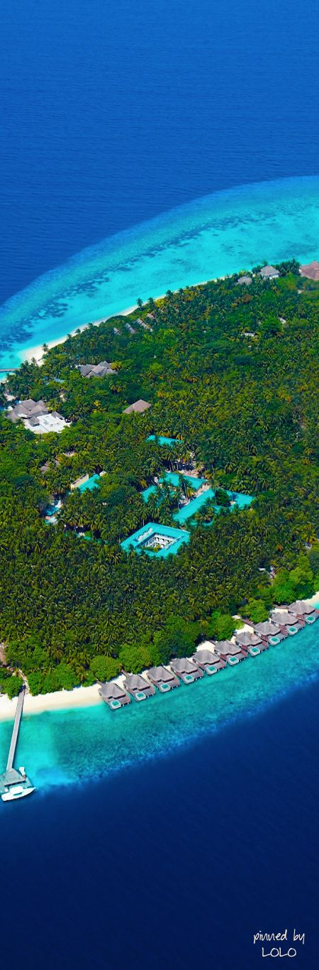 Dusit Thani in the Maldives | LOLO
