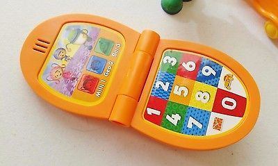 another great find at #ccsboutique www.everythingforchildren.net Mattel TEAM UMIZOOMI toy UMI PHONE cell talking umiphone millie geo bot 2011 oop rare htf vintage