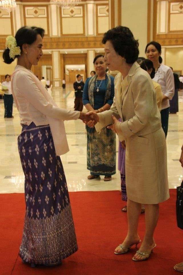 36 Best Images About Aung San Suu Kyi On Pinterest