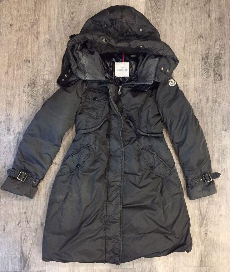 Women's Moncler Down Jacket Puffer Parka Phalangere Hooded