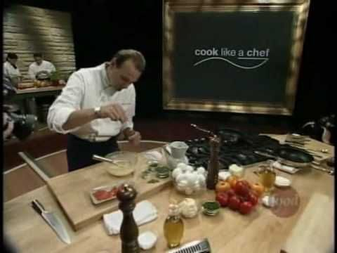 "Chef Michael Bonacini's ""Perfect Scrambled Eggs"""