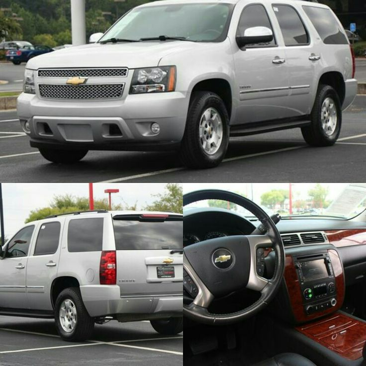 2011 Chevrolet Tahoe 2WD 4dr 1500 LTZ 2011 Chevrolet Tahoe $30,999 Condition: Used Clear Title Miles: 84,105     Stock#: BR313438 Call Perry at: 470-819-6744 perry-platinumluxuryautos.com