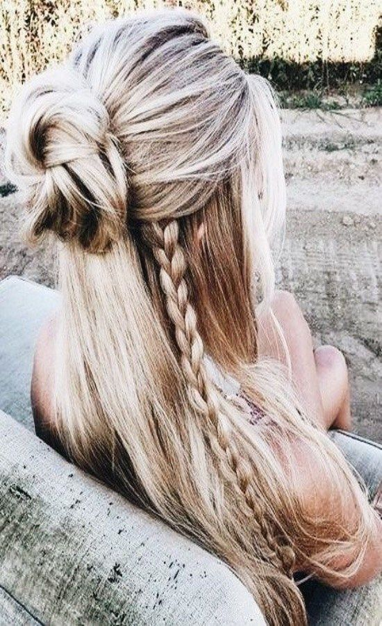 10 Beautiful Braids You Should Try This Spring - so pretty!