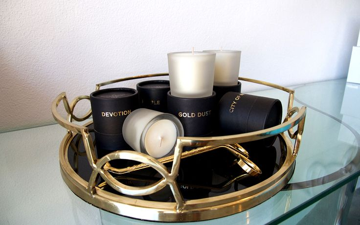 Dark, Wild & Deep range from Tatine. These beautiful scented candles are sold at www.thecandlelibrary.com