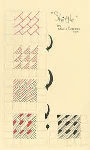 Zentangle Patterns Step By Step - Bing Immagini