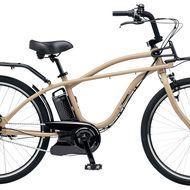 折り畳み自転車メーカーTernが、電動アシスト機能付きの「Elektron」を発表した。BOSCHのアシストユニットを搭載している。