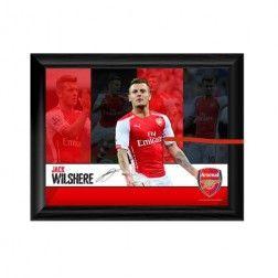 Arsenal FC Framed Print Wilshere 8 x 6