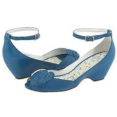 Report Hali (Blue) - Mid Heel/Kitten Heel Dress...