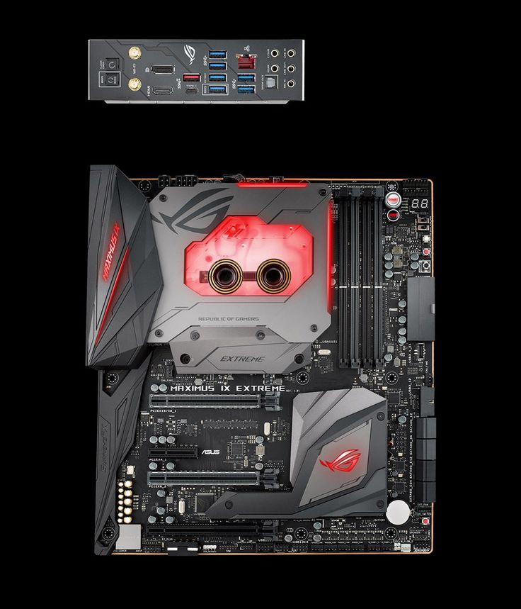 ASUS ROG Maximus IX Extreme E-ATX Motherboard available to buy online from PC Case Gear – Australia's Premier Online PC Store.