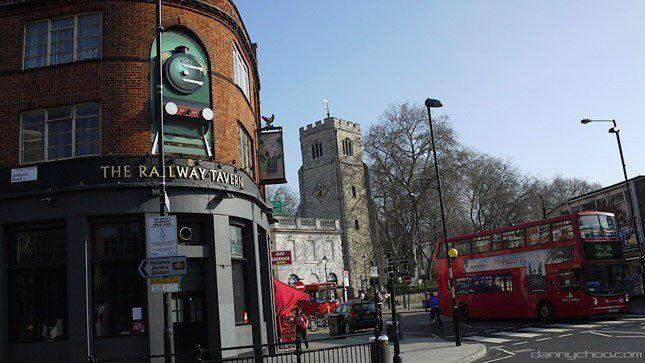 Hotels Near Winchmore Hill London