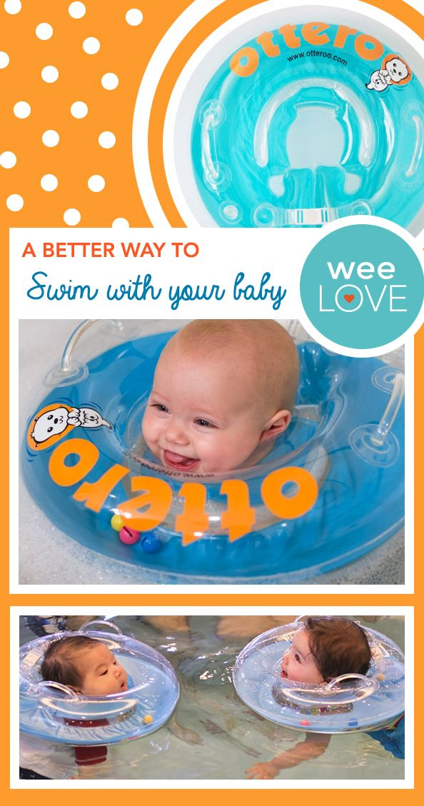 From bath time to pool adventures, this baby floatie helps babies from eight weeks and beyond safely explore the water and their new-found mobility.