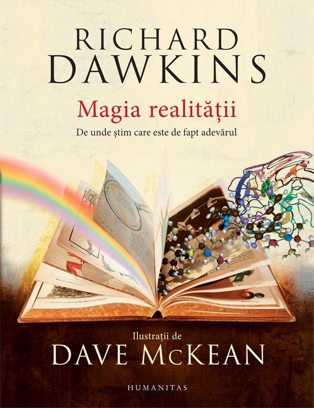 Magia realitatii | Vorbind Despre⎜O #carte care ne dezvăluie prin explicații și relatări pasionante frumuseţea poetică a lumii reale.