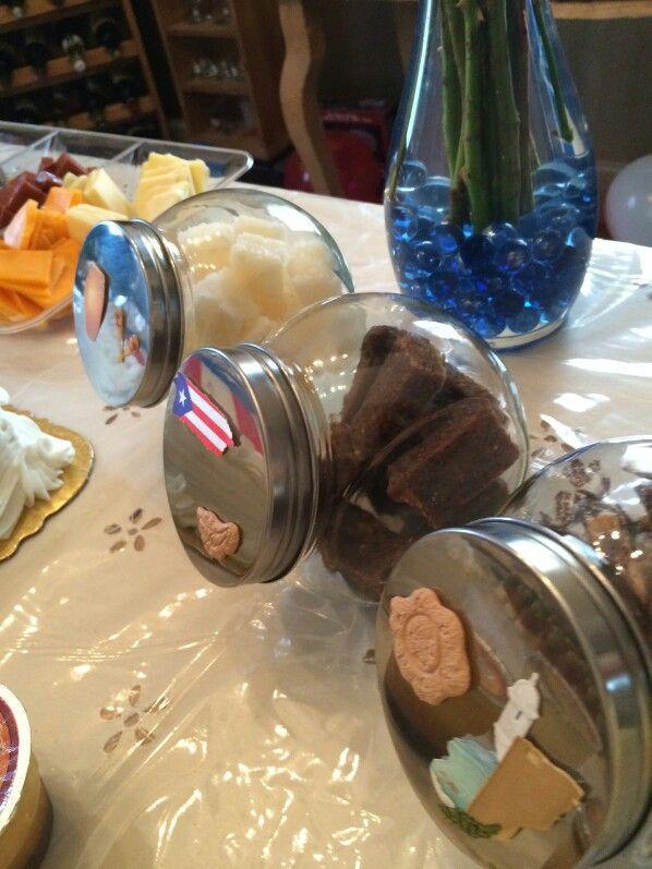 Candy From Puerto Rico My Jibarita Party Puerto Rico